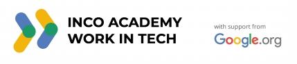 Inco work in tech academy - supporto from Google